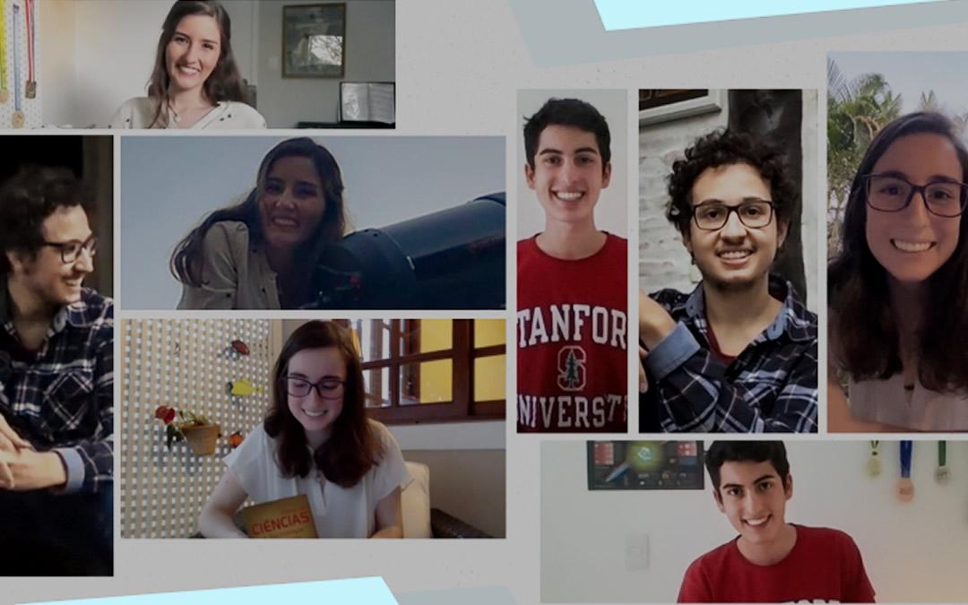 REACT - Aprovação em Universidade dos EUA
